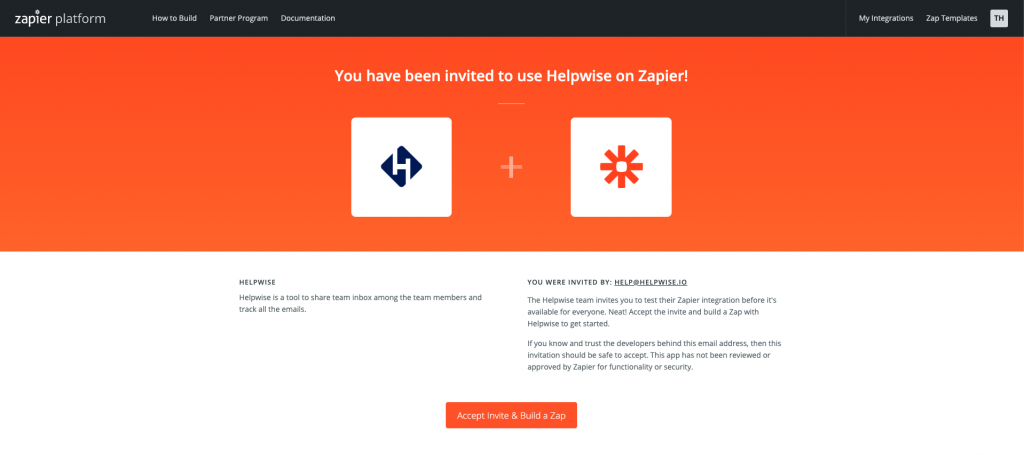Shared Mailbox Zapier